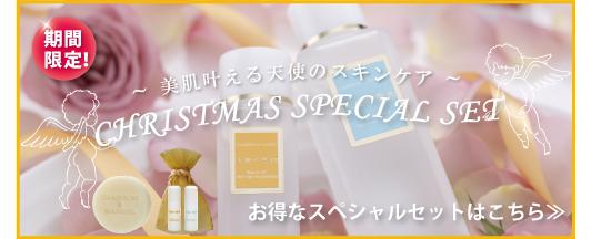 【クリスマス期間限定】美肌叶える天使のスキンケアセット